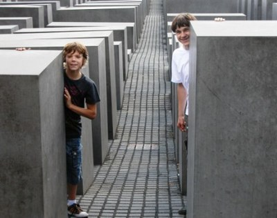 Holocaust-Denkmal-Berlin
